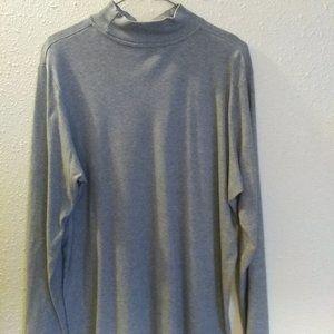 Grey Denver Hayes Long Sleeve top